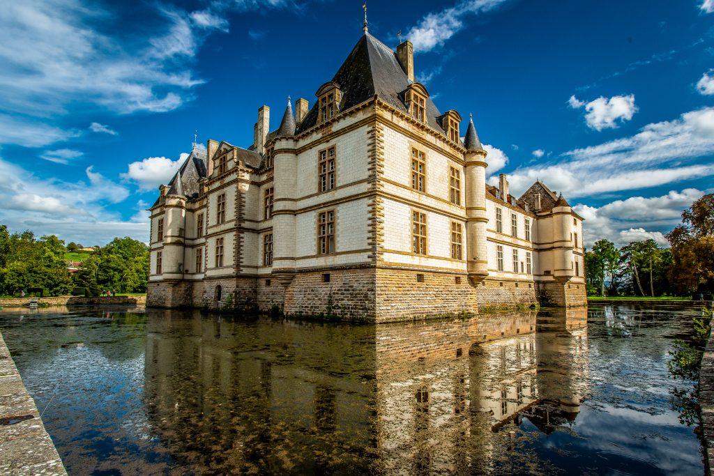 Chateau de Cormatin - Saone et Loire en Bourgogne Franche Comté