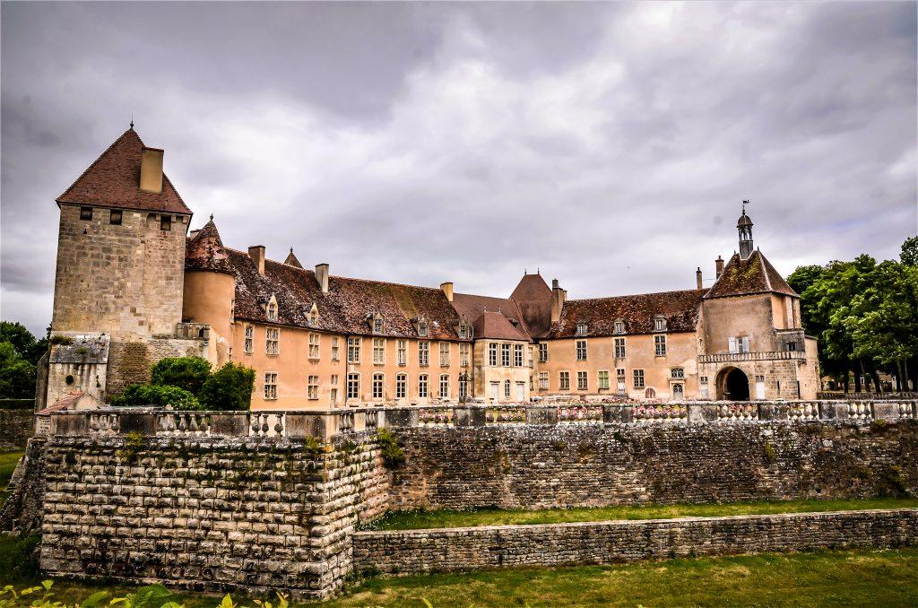 château d'époisses