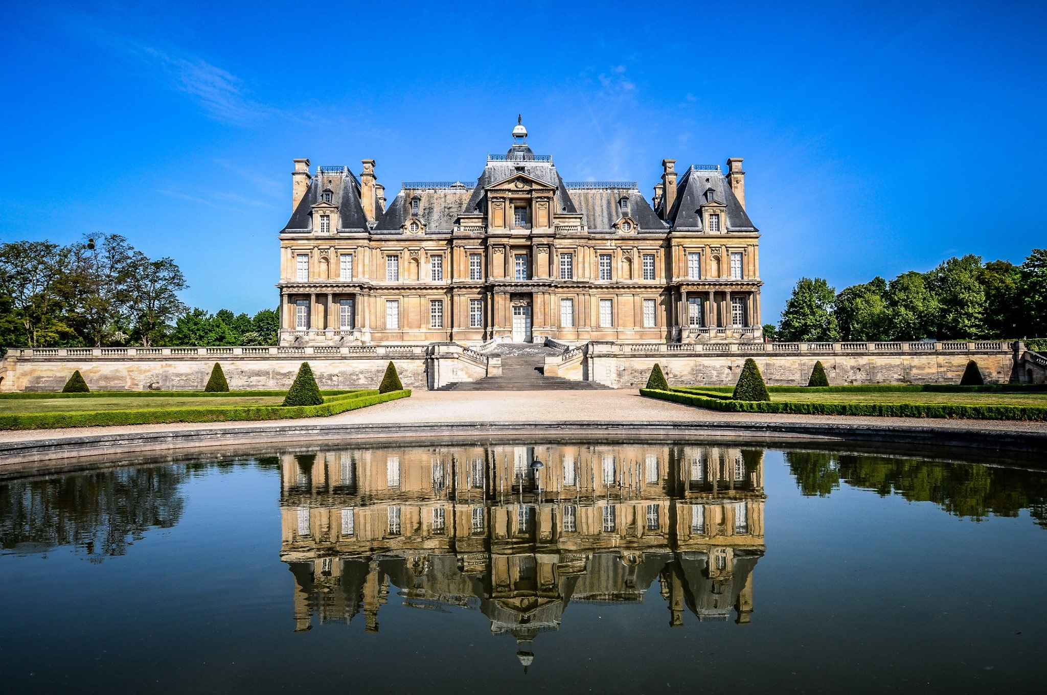 Maisons-Laffitte - So Châteaux