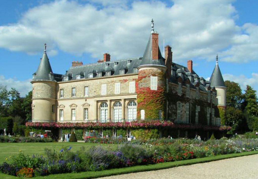 Chateau de Rambouillet en Ile de France (Yvelines)