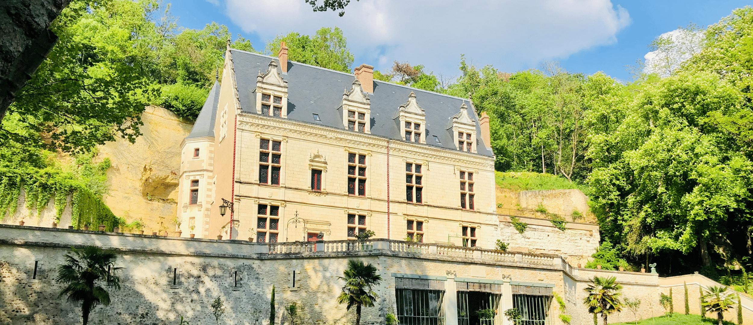 Domaine royal de Château Gaillard, avec Marc Lelandais, propriétaire