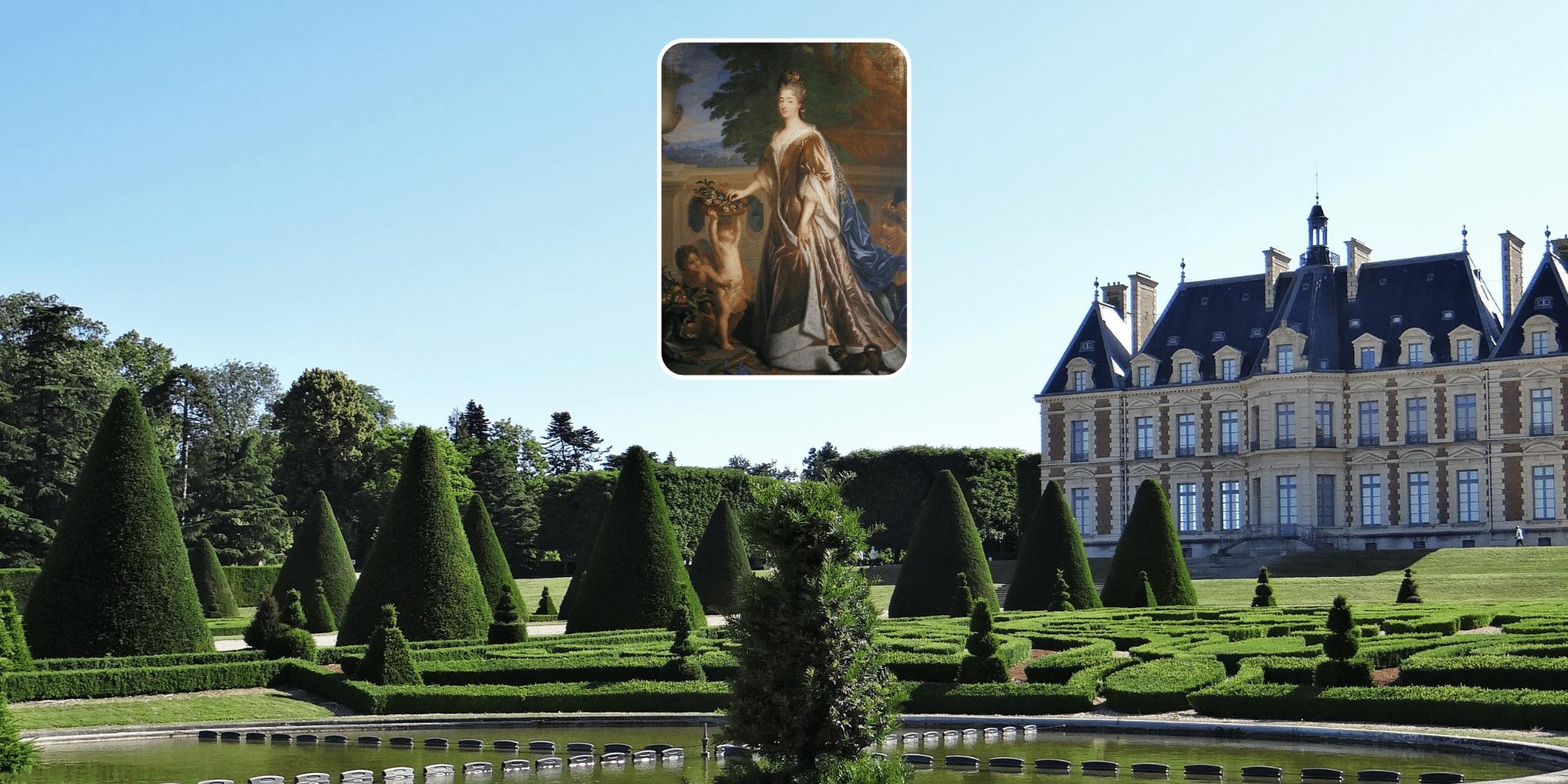 La duchesse du Maine et le château de Sceaux, par Anabelle Machou