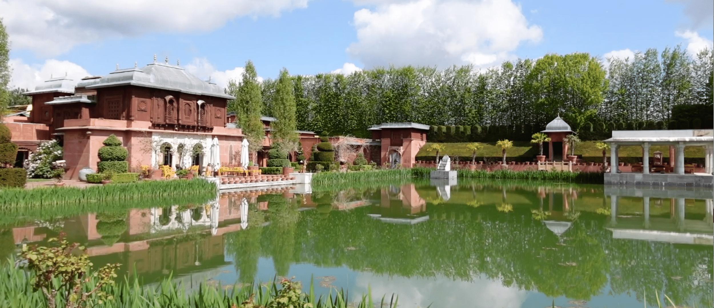 BONUS: Champ-de-Bataille, le Pavillon des rêves (Palais Moghol)